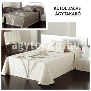 Nayla ágytakaró drapp