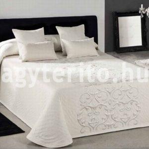 PIANO fehér ágytakaró