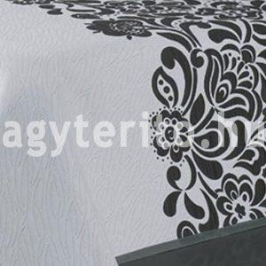yelena szürke ágytakaró fehér oldal zoom