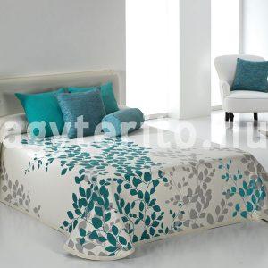 Geisha ágytakaró c03 türkiz