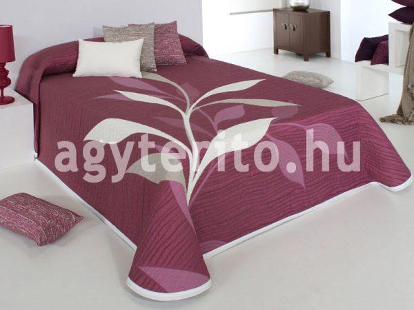 smart ch19 lila ágytakaró fordított