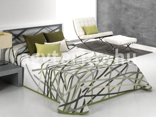 Bastian ágytakaró zöld ágyterítő