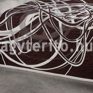 bifor ágytakaró ch05 barna megfordítható
