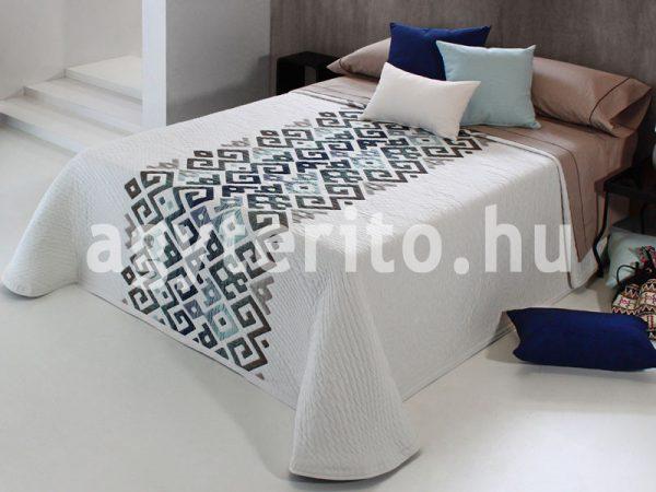 Lawson ágytakaró ch04 kék bézs