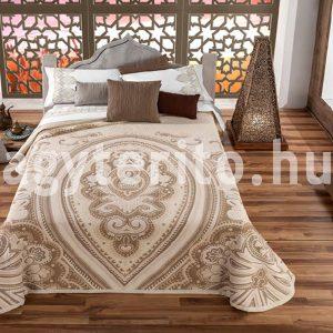 perzsia 749c07 bézs ágytakaró