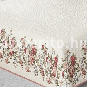 adele virágmintás ágytakaró
