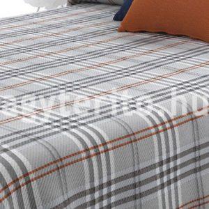 LESMES C01 barna ágytakaró