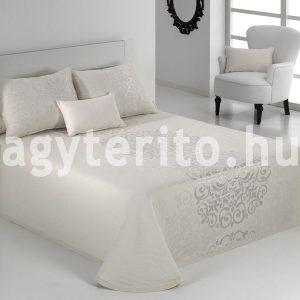 PRESLEY fehér ágytakaró c00