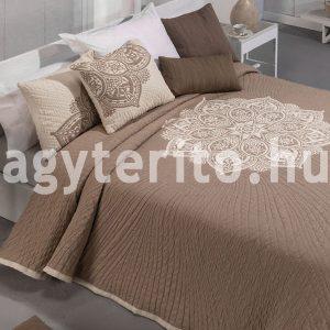 atica barna ágytakaró