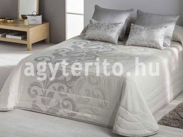 donatella ezüst ágytakaró