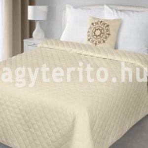 evelyn bézs ágytakaró új