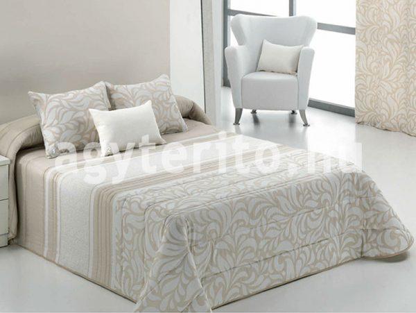 TURLI bézs ágytakaró