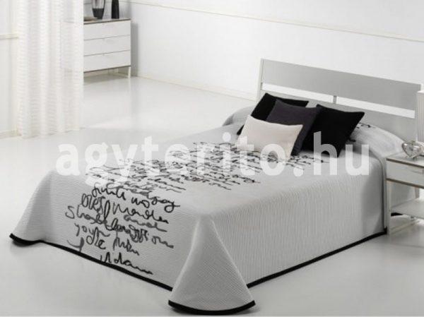 LETTER C08 ágytakaró