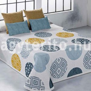 Frida kék ágytakaró