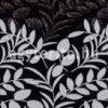 klimt ágytakaró fekete negro levelek