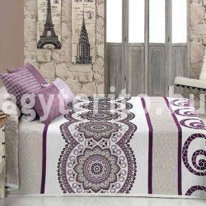 Misouri lila ágytakaró
