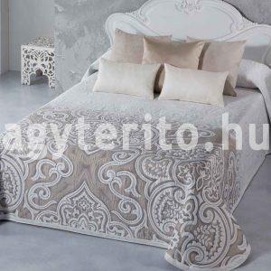Picasso bézs ágytakaró