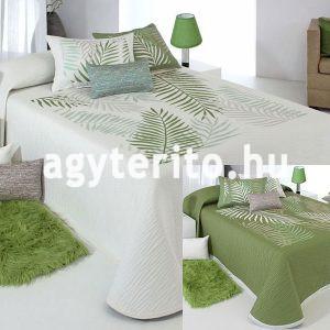 LIBOR ágytakaró megfordítható zöld