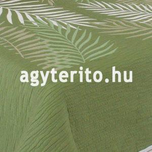 LIBOR ágytakaró megfordítható zöld közeli