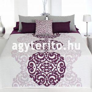 Loup ágytakaró ekrü-lila