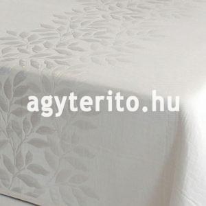 perline ágytakaró fehér közeli