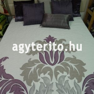 dali lila ágytakaró ágy