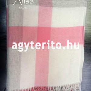 Alisa 20-01 Merinói Gyapjú Pléd takaró