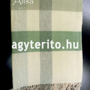 Alisa 20-11 Merinói Gyapjú Pléd takaró