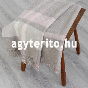 Enna Merinói Gyapjú Pléd takaró széken
