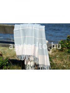 ENNA merinói gyapjú pléd takaró padon