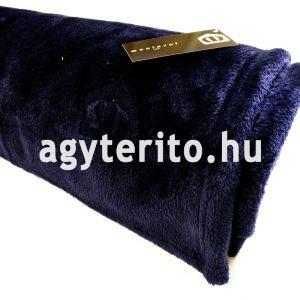 silky takaró pléd kék c08 tekercs