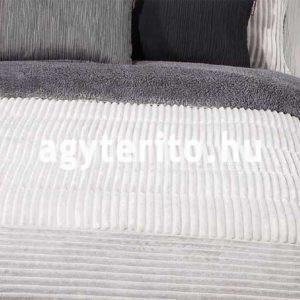 Comforter Lines ágytakaró szürke zoom