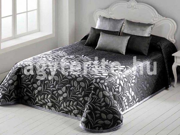 klimt fekete ágytakaró