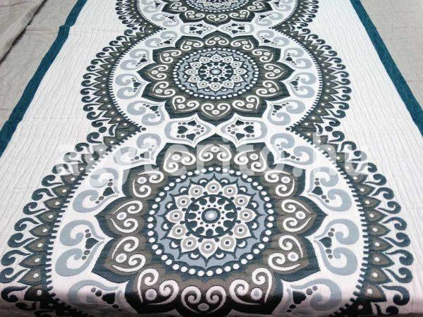 MISOURI 03 türkiz ágytakaró