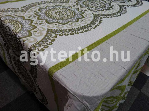 MISOURI zöld ágytakaró zoom2