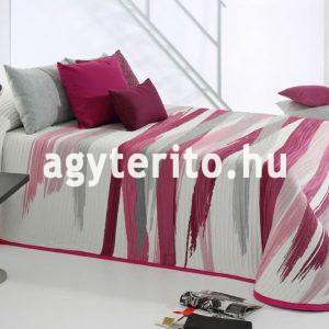 beyker ágytakaró bordó c02
