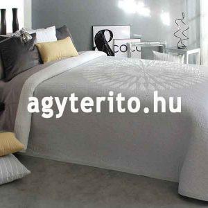 Brandy ágytakaró megfordítható fehér - szürke