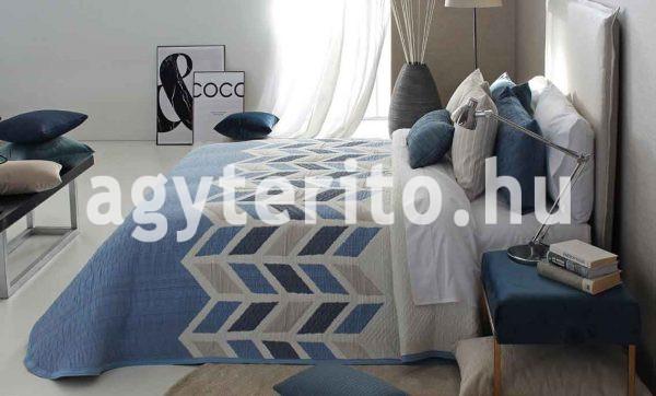 Cash ágytakaró kék C03