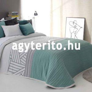 Coach ágytakaró türkiz c04