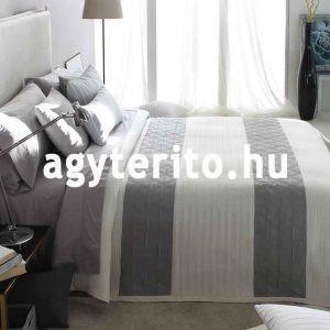 Conte ágytakaró szürke C08