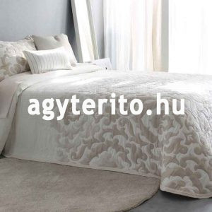Palermo ágytakaró bézs C01