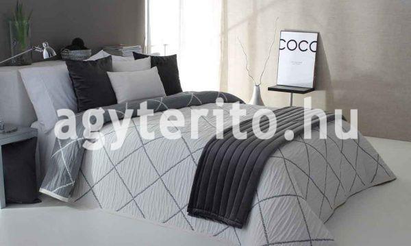 Damir ágytakaró szürke C08