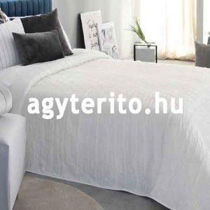 Oklahoma ágytakaró fehér C00