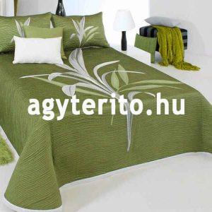 lynette ágytakaró zöld