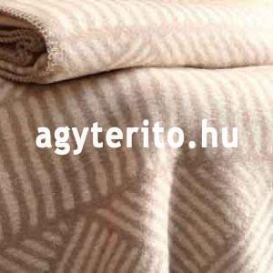 NANTAI pléd takaró bézs 150 x 200 cm méretű zoom